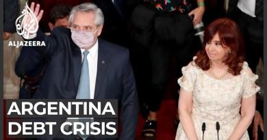 Argentina debt crisis: IMF loan repayments loom as economy falter