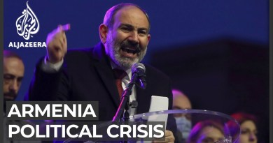 Armenia PM says open to early elections to end crisis