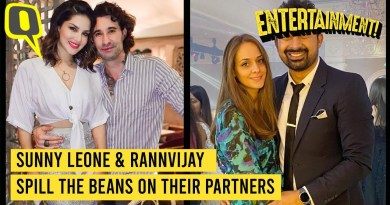 Epic Fail! When Sunny Leone Tried Pulling a Prank on Rannvijay| The Quint