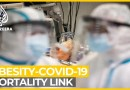 New report highlights link between obesity and COVID-19 deaths