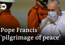 Pope Francis begins historic four-day tour of Iraq