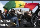 Senegal's Sall calls for calm; opposition leader urges protests