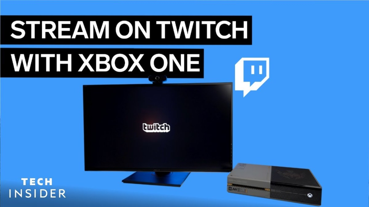 How to Stream on Xbox One