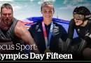 Focus Sport: Olympics Day Fifteen | nzherald.co.nz