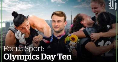 Focus Sport: Olympics Day Ten | nzherald.co.nz