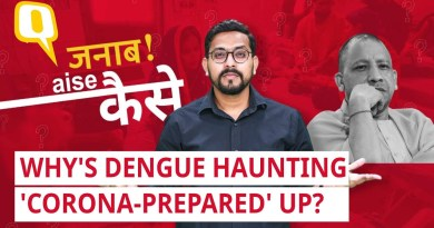 Coronavirus 'Contained', but Why's Dengue and Fever Wreaking Havoc in UP | The Quint