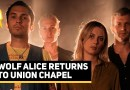 Partner | Jim Beam Welcome Sessions #4 – Wolf Alice Returns to Union Chapel | The Quint