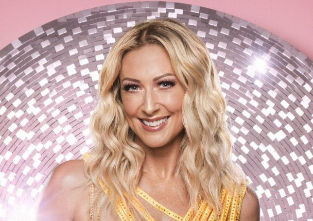 WARNING: Embargoed for publication until 00:00:01 on 04/09/2018 - Programme Name: Strictly Come Dancing 2018 - TX: 08/09/2018 - Episode: n/a (No. 1) - Picture Shows: ***EMBARGOED UNTIL 4th SEPT 2018*** Faye Tozer - (C) BBC - Photographer: Ray Burmiston