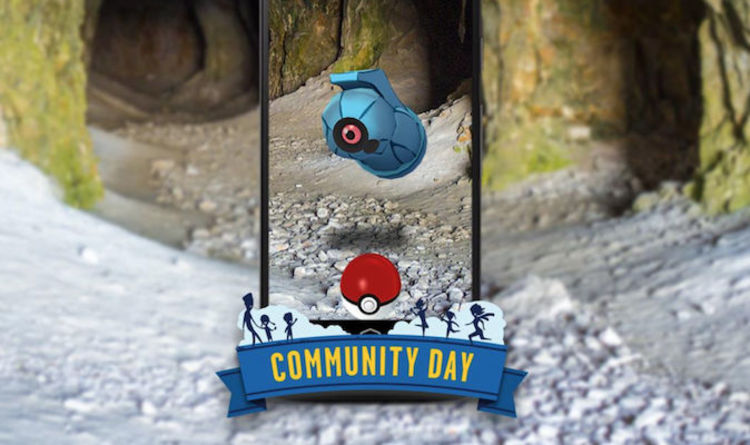 Pokemon Go Community Day Countdown Beldum Event Start End Time