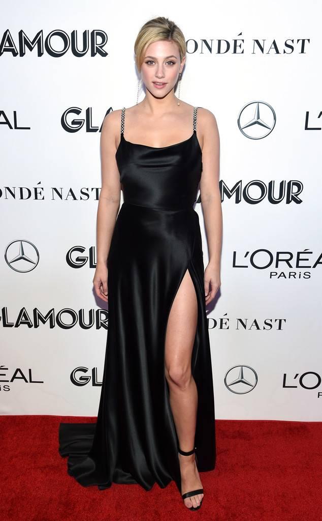 Lili Reinhart, Glamour Women Of The Year Awards