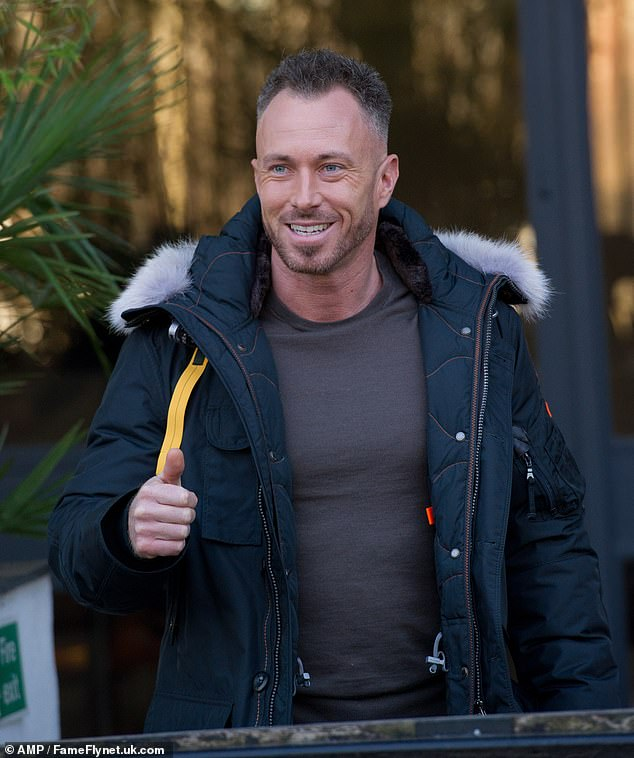 Insult James Jordan Was Slammed By Danny John Jules As The Professional Dancer Said