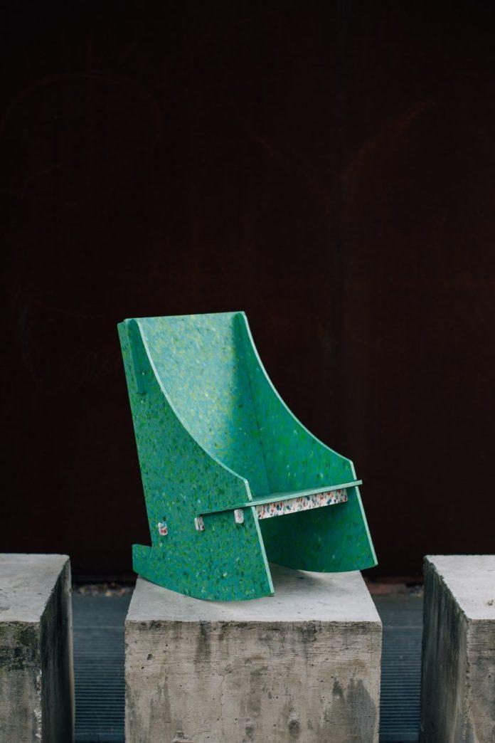 Luken recycled plastic furniture