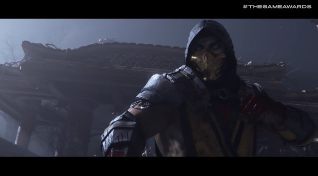 Mortal Kombat 11 release date and trailer after Game Awards