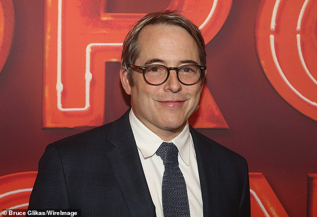 Broadway and film actor Matthew Broderick will make his West End stage debut alongside Downton Abbey star Elizabeth McGovern this spring