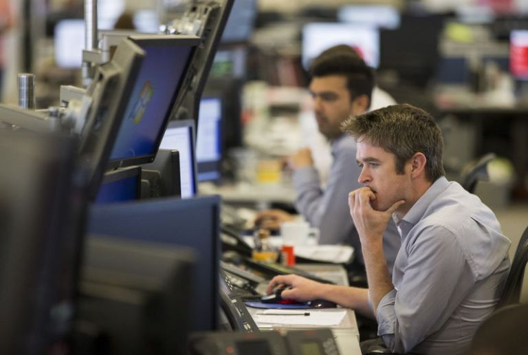 Blank-Check Stocks Engulfed in Market Selloff After SPAC Frenzy