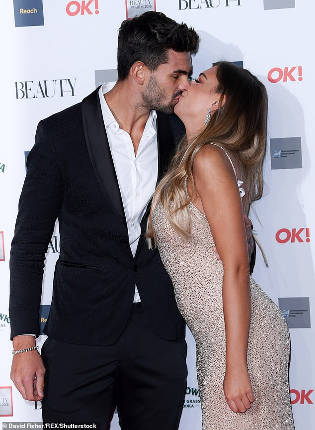 Loved-up?Adam and Zara were one of just two Love Island 2018 couples that remain together, and have surprised many fans with their longevity
