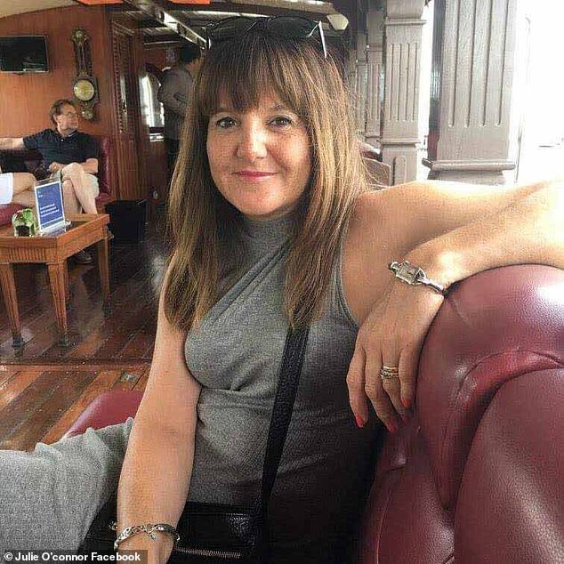 Too late: Ms O'Connor  was finally given a correct diagnosis when assessed privately, some three years after her initial smear test in 2014