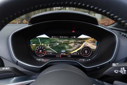 Audi TT Roadster - Virtual Cockpit