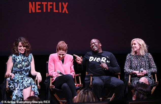 Unbreakable cast: Unbreakable Kimmy Schmidt was created by Tina Fey and Robert Carlock, which was originally being developed as an NBC sitcom, when the network asked Fey and Carlock to develop a show for The Office star Ellie Kemper