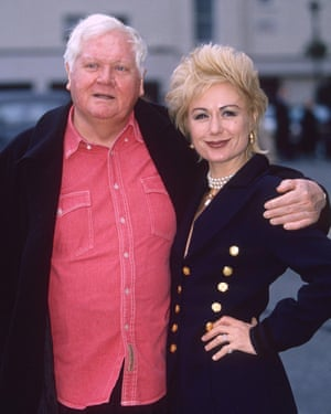 Ken Russell and Hetty Baynes
