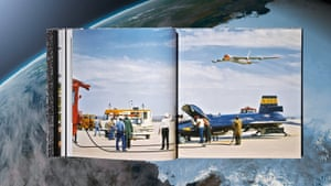 Taschen's new book of images from Nasa's space archives.