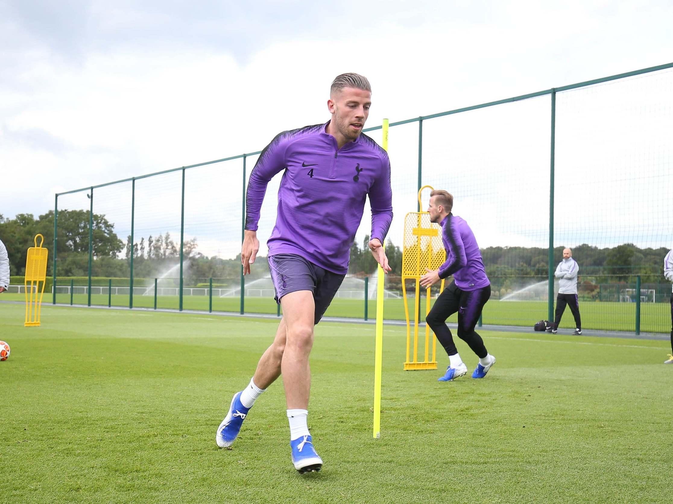 88491a2f51f Champions League Final – Tottenham vs Liverpool  Toby Alderweireld reveals  Spurs are training  like animals  - Newscabal
