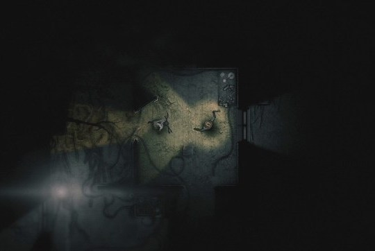 Darkwood (PS4) - it's a while till you twig what's going on
