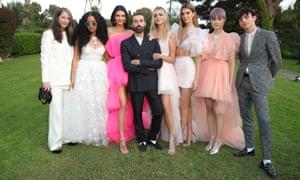 Giambattista Valli launches his new H&M collaboration
