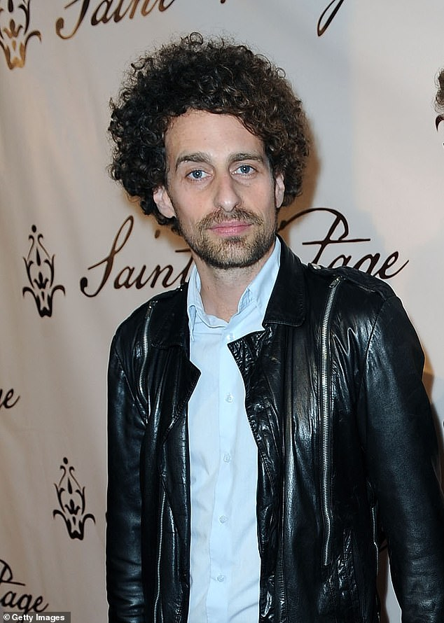 Thor and Terminator: Salvation actor Isaac Kappy, 42, jumped to his death on Monday, according to TMZ. Seen here in 2012