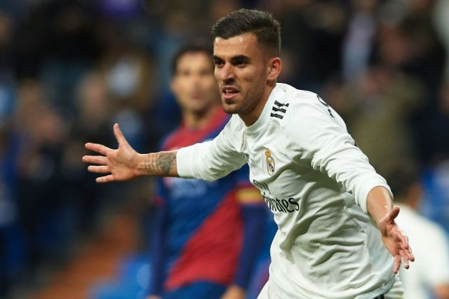 Dani Ceballos is expected to leave Real Madrid