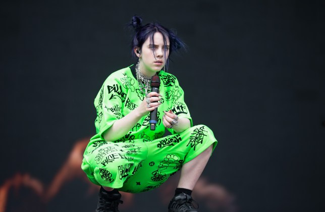 Billie Eilish reveals fashion inspiration after she was objectified for wearing tank top