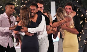 Last year's Love Island, where contestants regularly wore clothes by Missguided.
