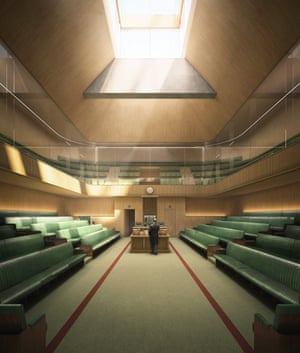 The proposed chamber 'faithfully retains the adversarial oblong'.