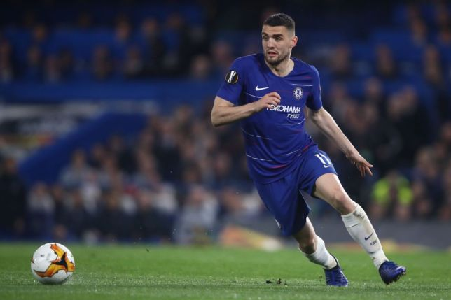 Mateo Kovacic has joined Chelsea from Real Madrid
