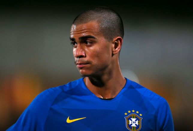 Brazil midfielder Reinier is wanted by Everton and Manchester City