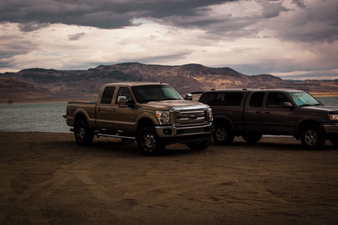 fords f series is the best selling car