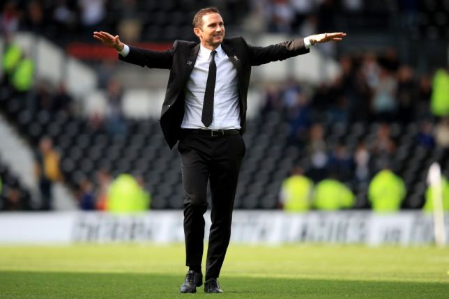 Frank Lampard is on the verge of a stunning return to Chelsea