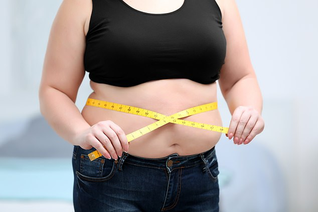 Hundreds of obese people claim they have been 'fat shamed' by the NHS, data shows (stock)