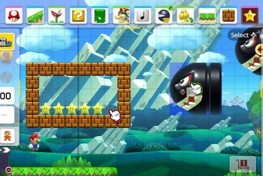 Super Mario Maker 2 - making a tidy profit for Nintendo