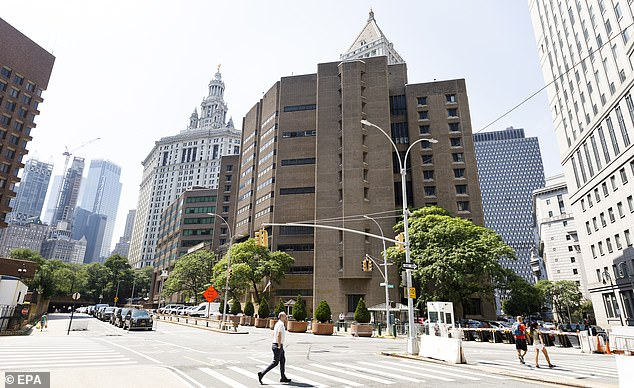 Despite orders that Epstein should be constantly accompanied, his cellmate was transferred to another cell for unknown reasons on August 9 at Metropolitan Correctional Center