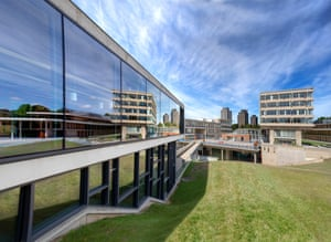 The University of Essex, Colchester.