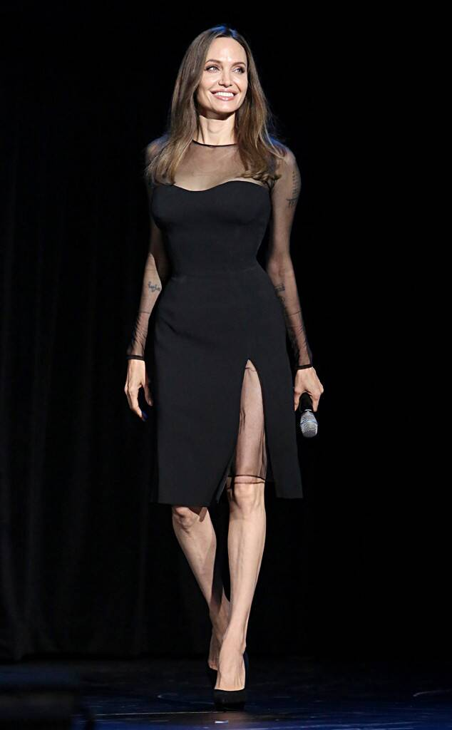 Angelina Jolie, D23 Expo 2019