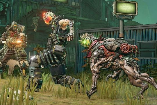 Borderlands 3 - playing with friends is always more fun