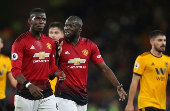 Paul Pogba and Romelu Lukaku faced criticism last season