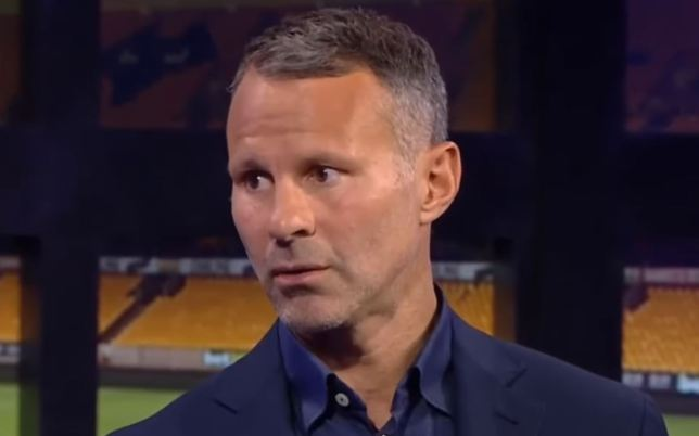 Ryan Giggs says Marcus Rashford should have taken Manchester United's penalty