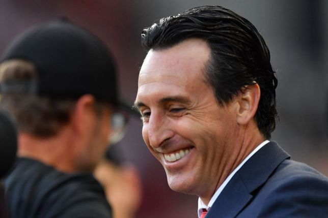 Unai Emery names the Arsenal player that 'took another step up' in Liverpool game