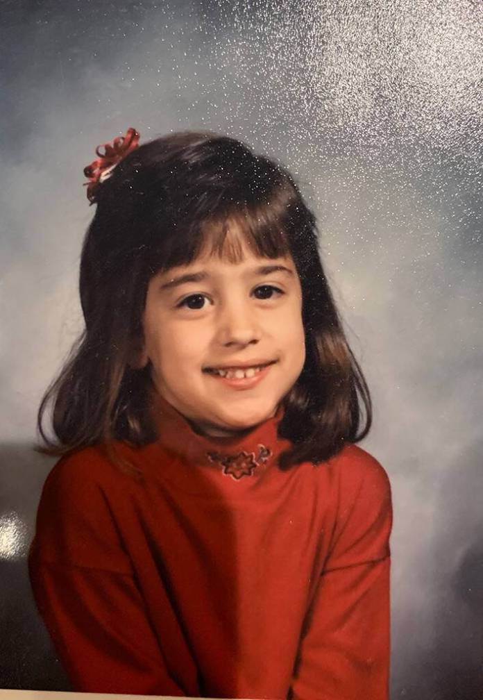 Danielle Jonas, School Picture