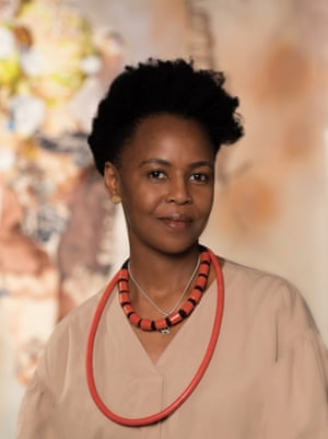 Portrait of Wangechi Mutu, 2019