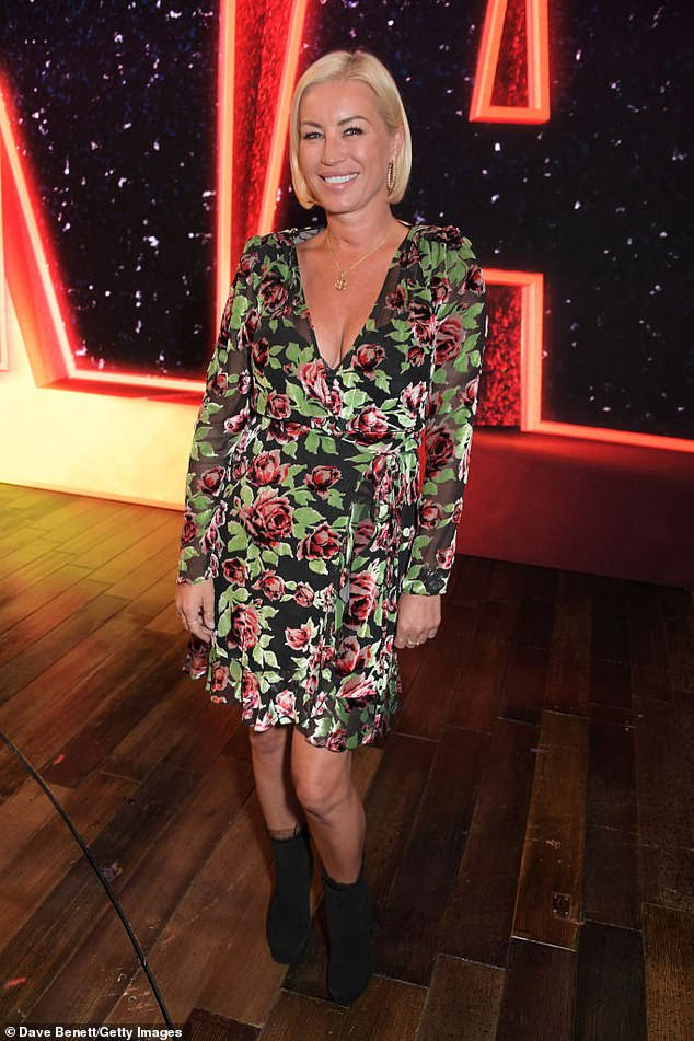Multi-talented:Away from EastEnders, Denise has starred in the UK's celebrity version of Gogglebox, played Roxie Hart in the West End musical Chicago and also hosted breakfast TV