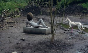 Pierre Huyghe's Untilled presented at Documenta 13 in 2012.